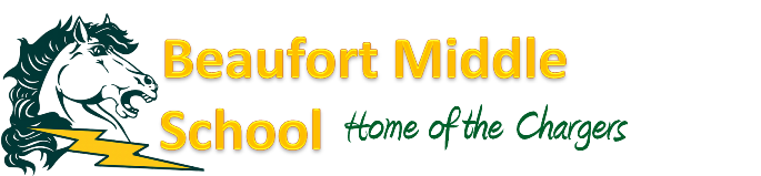 Beaufort Middle School  Logo